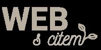 Web s citem
